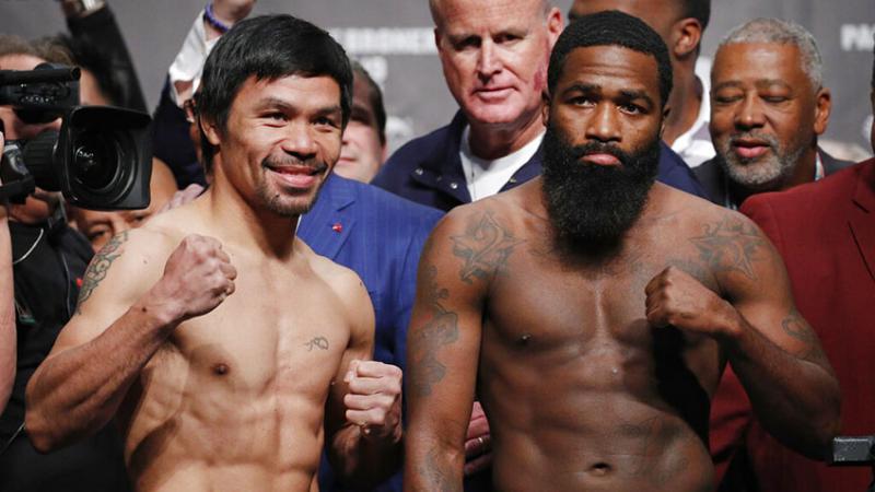 แมนนี ปาเกียว (Manny Pacquiao) sport.trueid.net/detail/170117