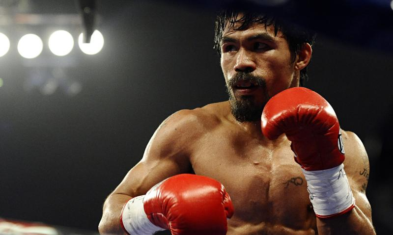 แมนนี ปาเกียว (Manny Pacquiao) www.kiitdoo.com